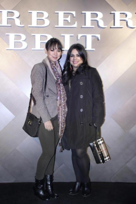 Tania & Aparna