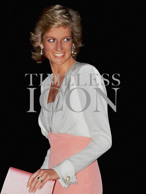 Cover_Timeless Icon_Lady Diana