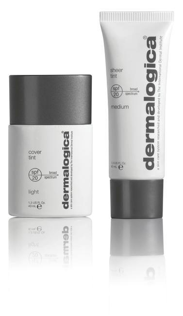 Dermalogica Sheer Tint and Medium Cover Tint, Rs 3295