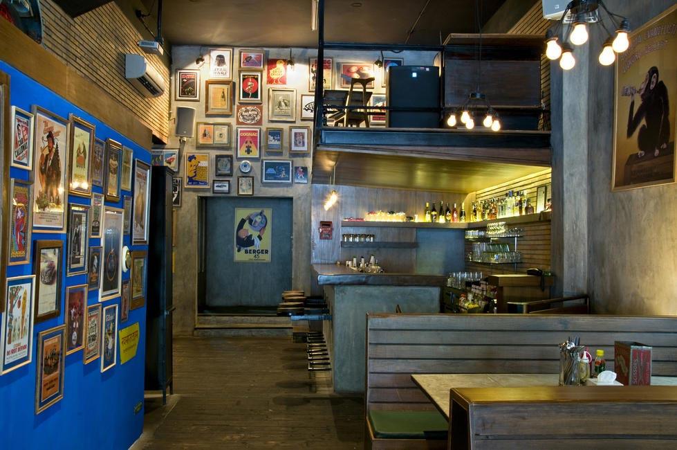 Monkey Bar in Bangalore photo courtesy Clare Arni no6