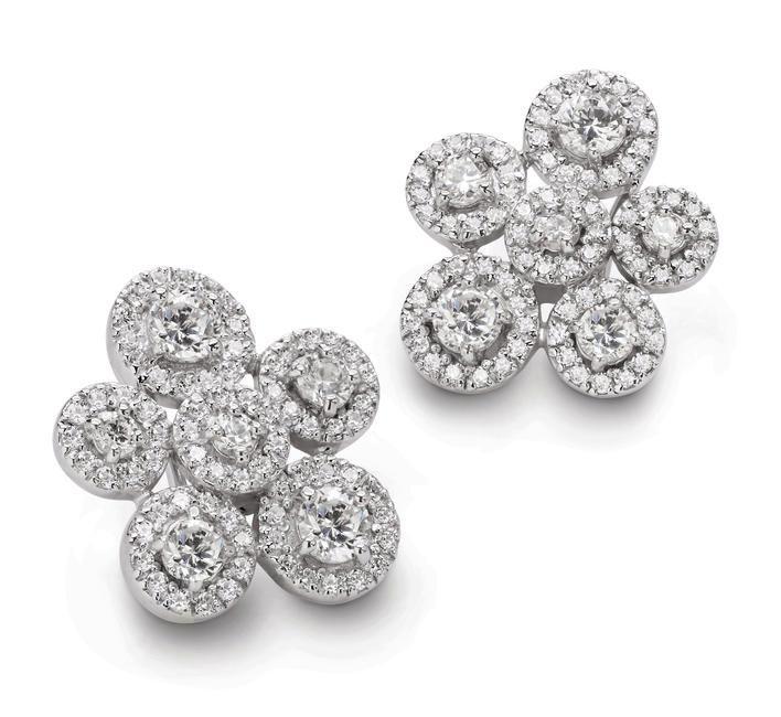 Tanya Rossi Earrings