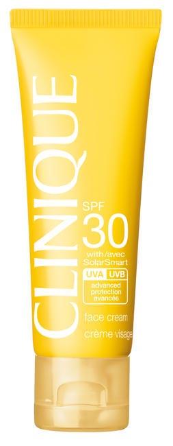 Clinique Solar Smart Face Cream SPF 30 INR 1350