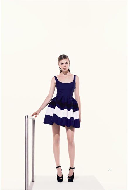Dior Resort 2013 Blue and White