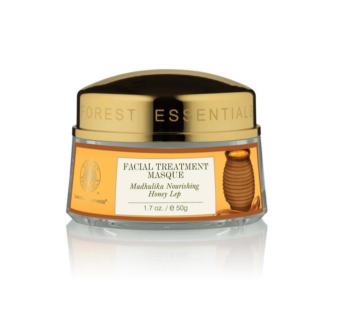 Forest Essentials Facial Masque Madhulika Nourishing Honey Lep