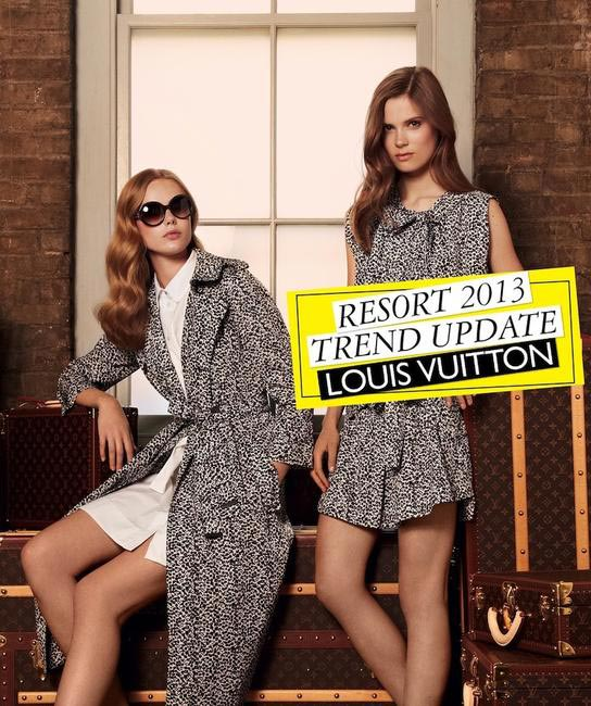 Grazia Resort Trend Report Louis Vuitton