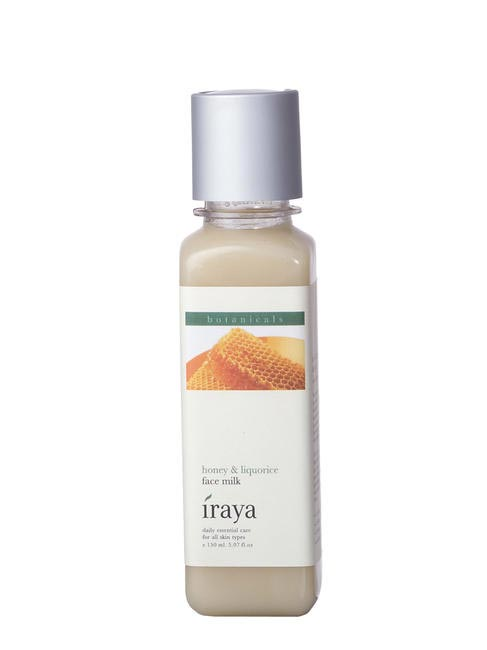 Honey & liquorice face lotion from IRAYA for Rs 195