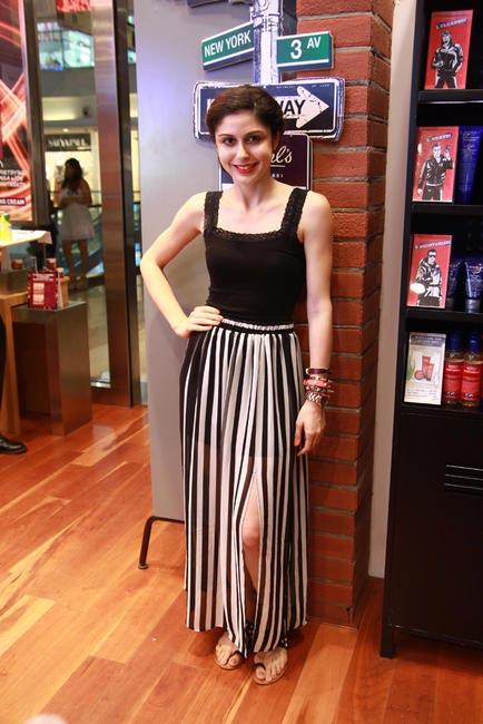 Blogger Scherezade Shroff
