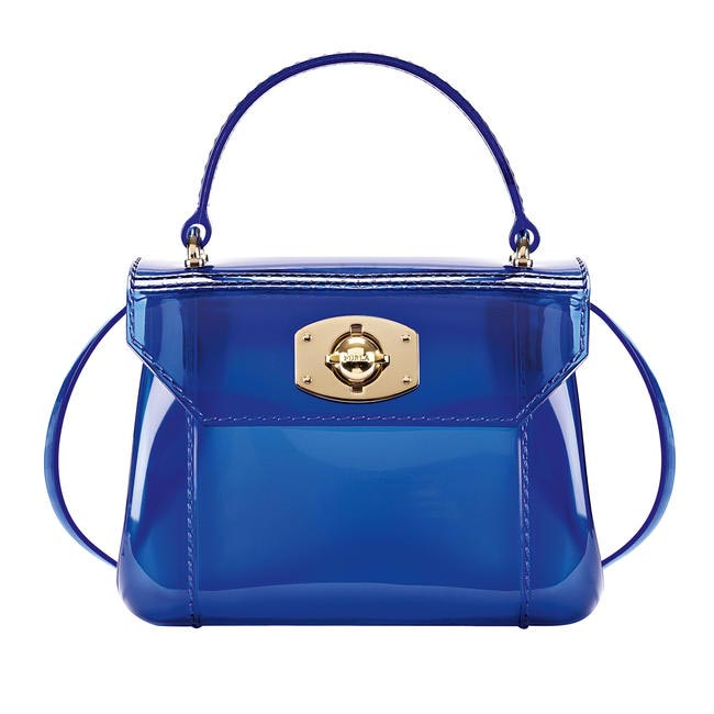 Blue mini candy, Furla, Rs10,500