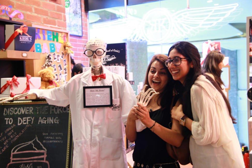 Kiehl's Mr Bones is popular amongst women who love their skin