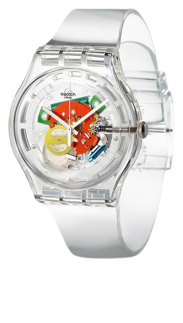Random Ghost watch, Swatch, Rs.3,750