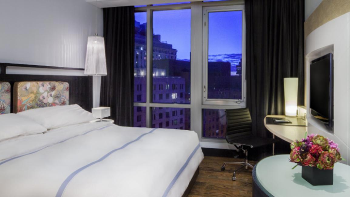 Room at Hyatt Union Square