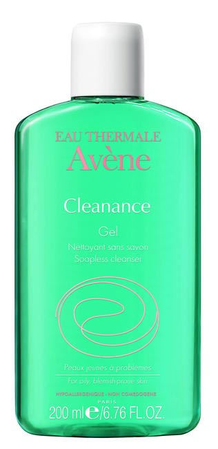 Cleanse with Avene Cleanance Gel Rs 1100 200ml
