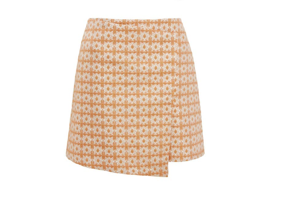 Geometric skirt ASOS Rs 2,800
