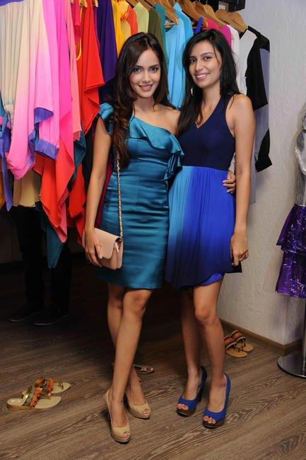 Shazahn Padamsee & Sonya Vajifdar