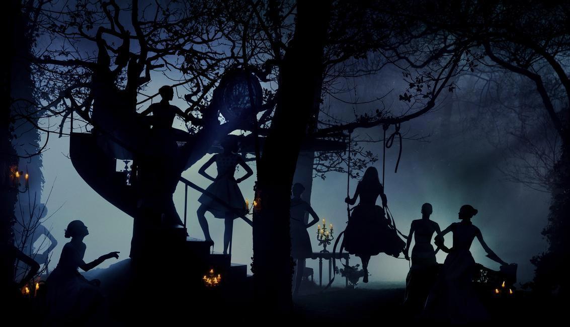 Teaser Dior Secret Garden - Versailles 2