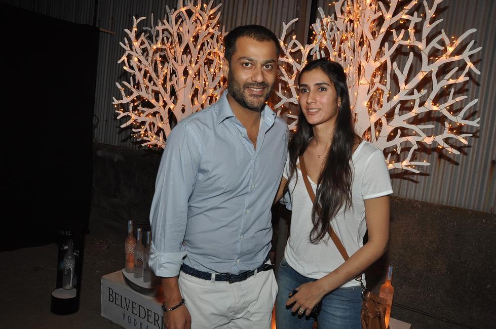 Abhishek Kapoor & Pragya Yadav