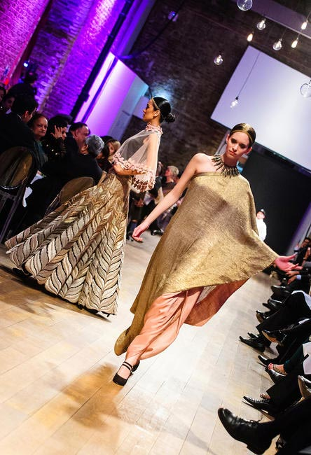 Anamika Khanna Showcased in London