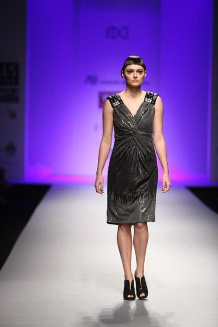 Anand Bhushan - WIFW Autumn Winter 2013