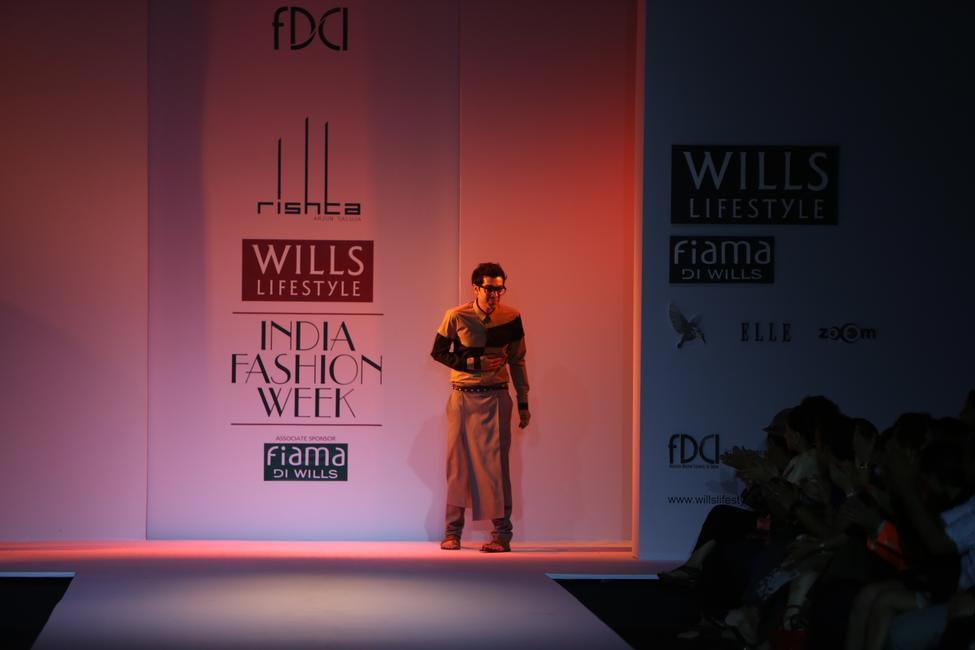 Arjun Saluja AW WIFW 13