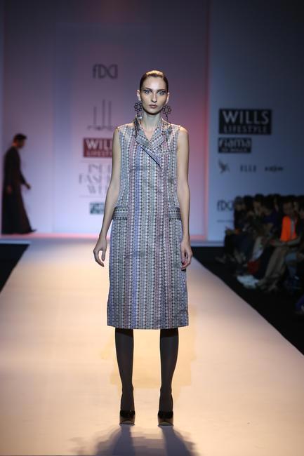 Arjun Saluja Day 2 WIFW