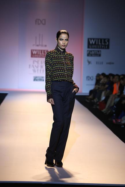 Arjun Saluja WIFW