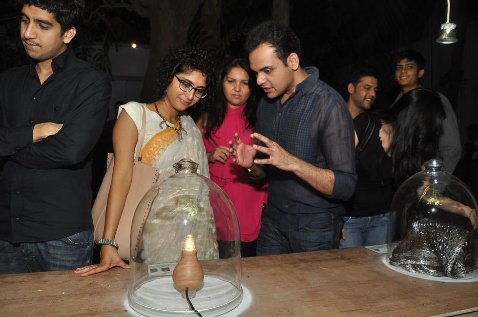 Ashiesh Shah talking about his piece of work with Kiran Rao