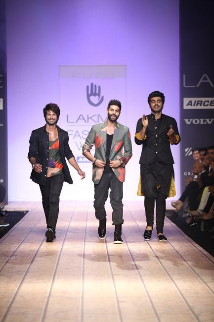 Kunal Rawal at LFW SR 2013 - 3