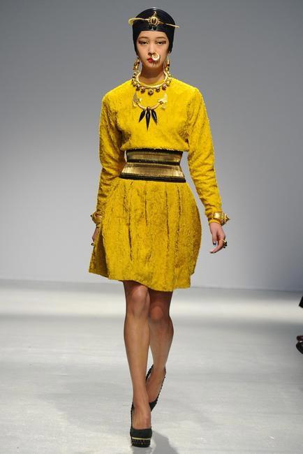 Manish Arora and Amrapali at Paris Fashion Week