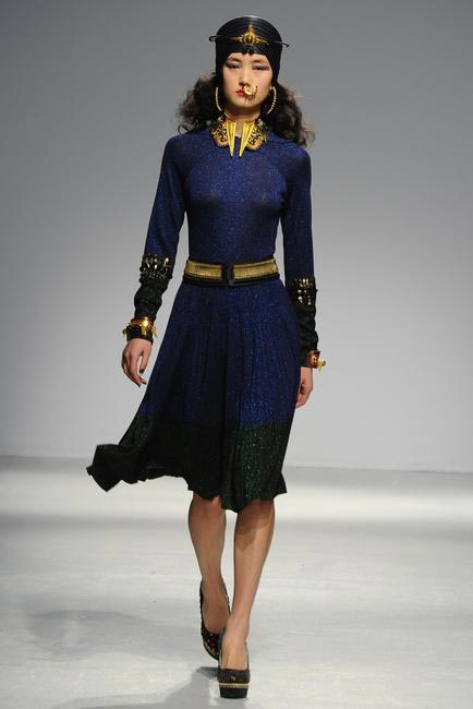 Manish Arora and Amrapali Fall Winter 2013-14 Collection