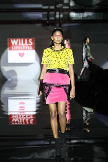 Manish Arora - WIFW Autumn WInter '13