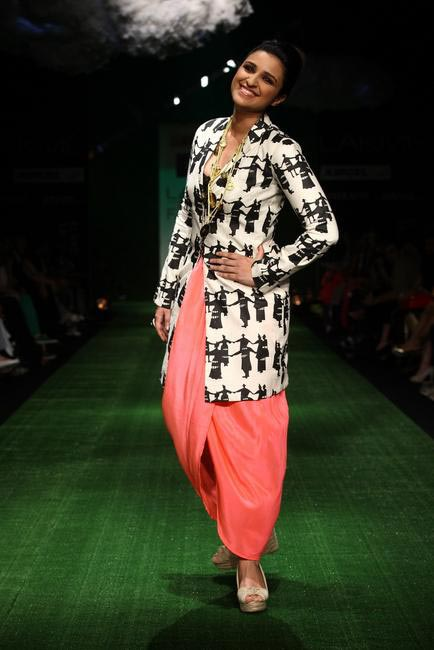Masaba at LFW SR 2013 - 2