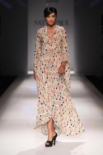Masaba For Satya Paul at WIFW