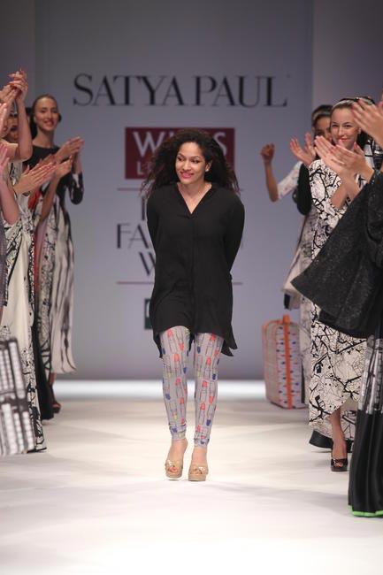 Masaba Gupta takes a bow