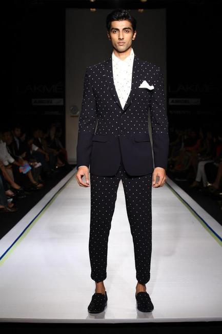 Menswear by Shantanu & Nikhil - Lakme Fashion Week SS 13