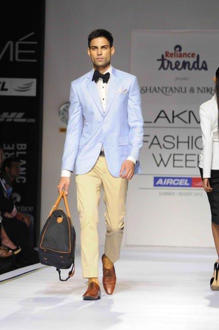 Menswear by Shantanu & Nikhil SS 13