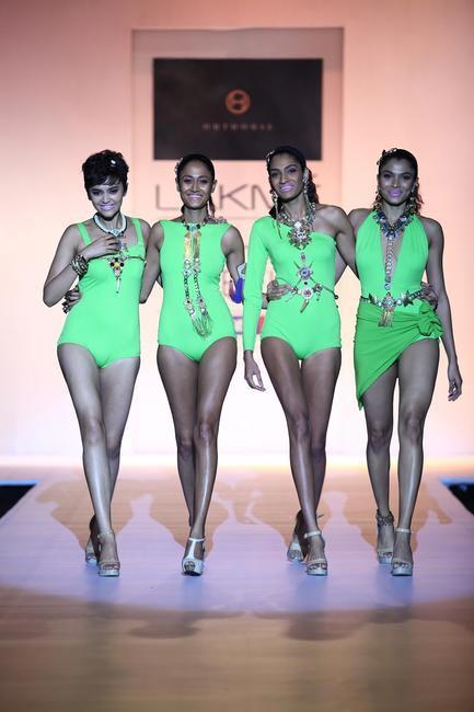 Outhouse Lakme Fashion Week SS 13