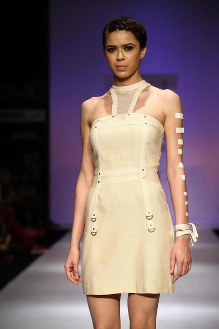 Pooja Kapoor - Lakme Fashion Week SS 2013