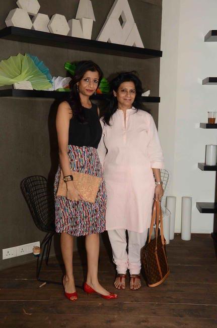 Rajshree & Aishwarya Pathy