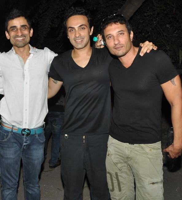 Raman Macker, Mozez Singh & Homi Adajania