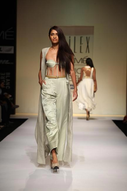 Sailex at LFW SR 2013 - 1