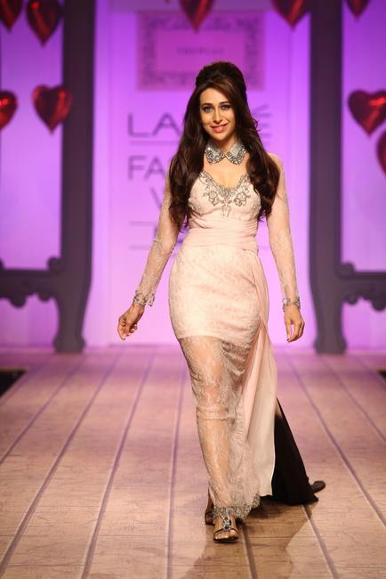 Shehla Khan at LFW SR 2013 - 3