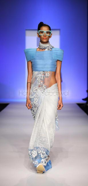 Shikha-Vinita at LFW SR 2013 - 5 copy