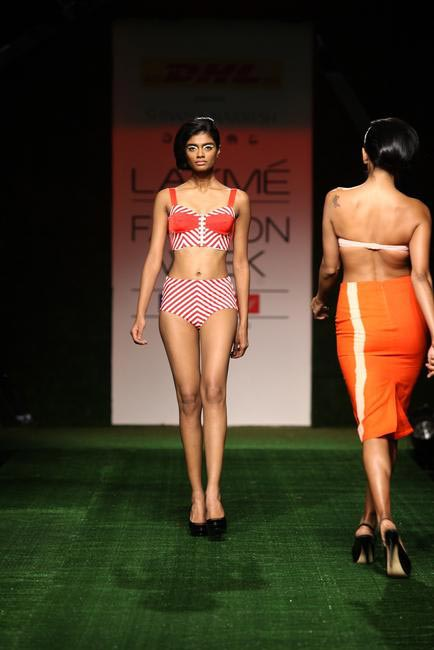 Shivan -Narresh at LFW SR 2013 - 2