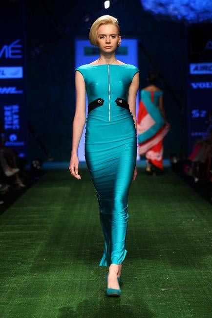 Shivan -Narresh at LFW SR 2013 - 4