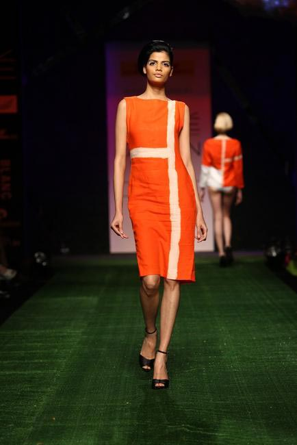 Shivan -Narresh at LFW SR 2013 - 5
