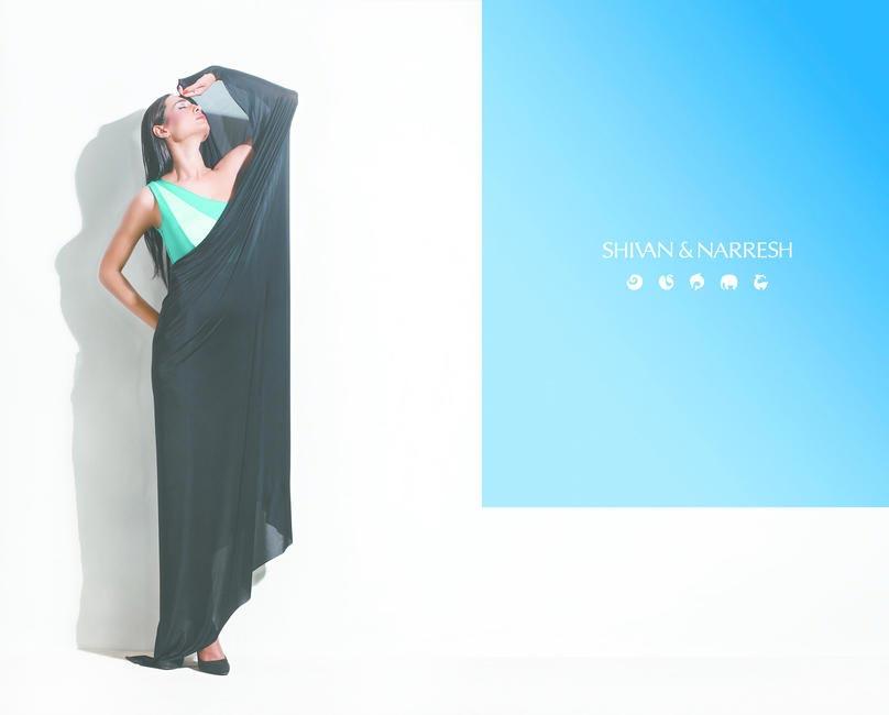 Spring Summer 2013 by Shivan & Narresh