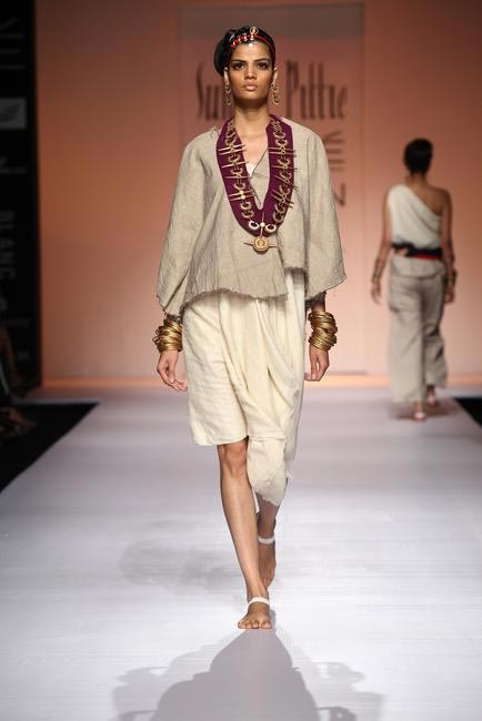 Suhani Pittie at LFW SR 2013 - 1