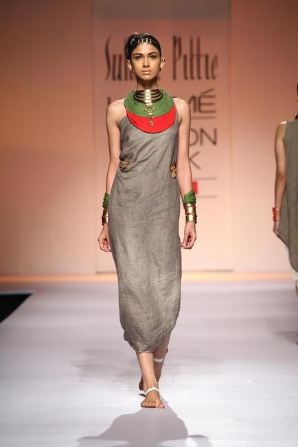 Suhani Pittie at LFW SR 2013 - 2