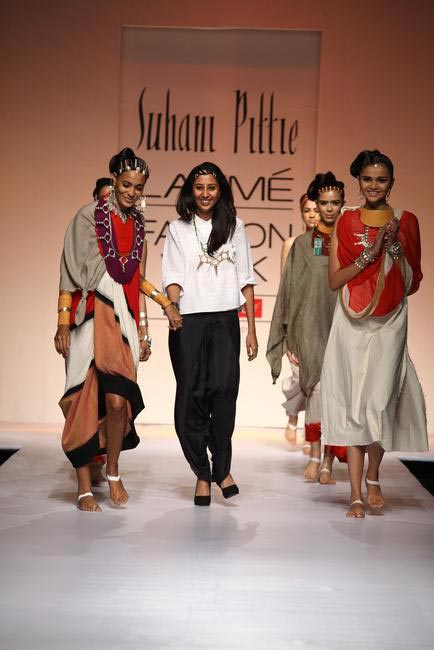Suhani Pittie at LFW SR 2013 - 3