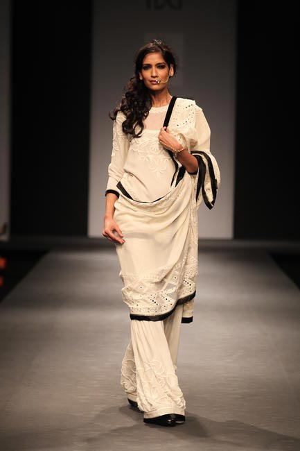 Vineet Bahl's Lucknow Inspired Collection